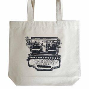 タイプライター トートバッグ